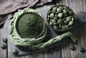 Spirulina - der natürliche Geheimtipp im Kampf gegen Haarausfall.